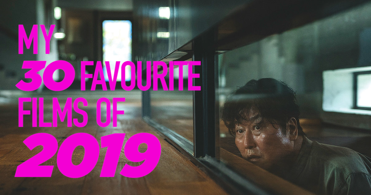 30 FAVOURITE FILMS OF 2019